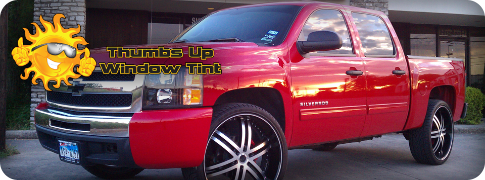 Window Tinting San Antonio - Banner 1