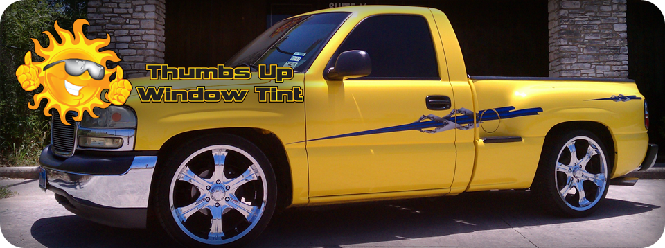 Window Tinting San Antonio - Banner 2